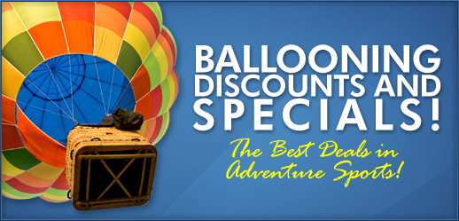Tijuana Balloon Ride Christmas Gift Certificates