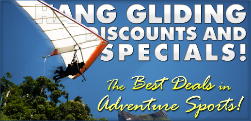 Los Angeles Hang Gliding Specials